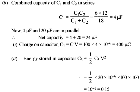 ISC Physics Question Paper 2013 Solved for Class 12 6
