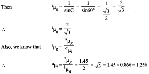 ISC Physics Question Paper 2014 Solved for Class 12 17