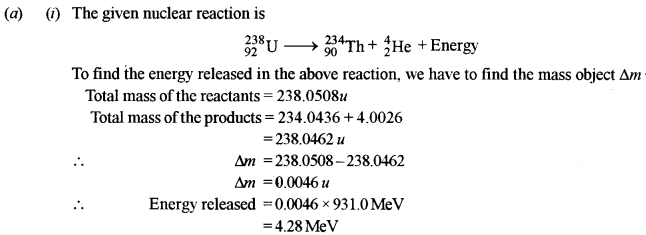 ISC Physics Question Paper 2014 Solved for Class 12 30