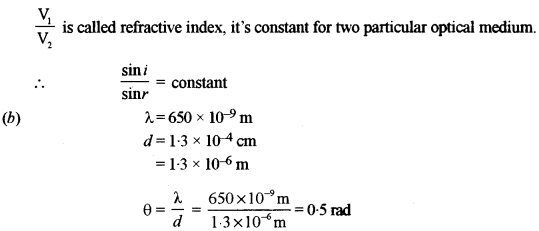 ISC Physics Question Paper 2016 Solved for Class 12 22
