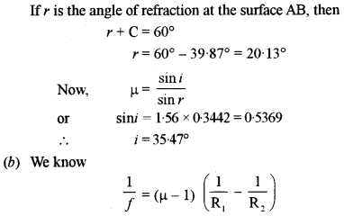 ISC Physics Question Paper 2016 Solved for Class 12 27