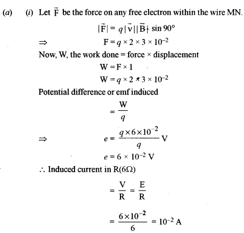 ISC Physics Question Paper 2017 Solved for Class 12 18