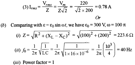 ISC Physics Question Paper 2018 Solved for Class 12 16