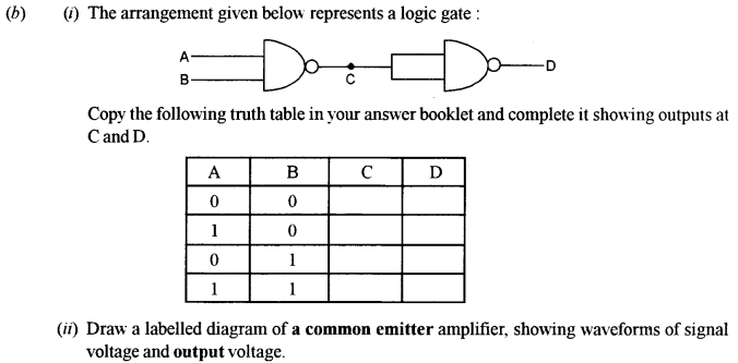 ISC Physics Question Paper 2018 Solved for Class 12 23