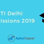 ITI Delhi