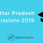 ITI UP Admissions 2019-20