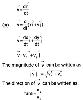 Plus One Physics Notes Chapter 4 Motion in a Plane 42
