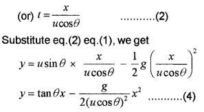 Plus One Physics Notes Chapter 4 Motion in a Plane 56