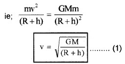 Plus One Physics Notes Chapter 8 Gravitation 26