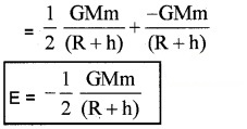 Plus One Physics Notes Chapter 8 Gravitation 32