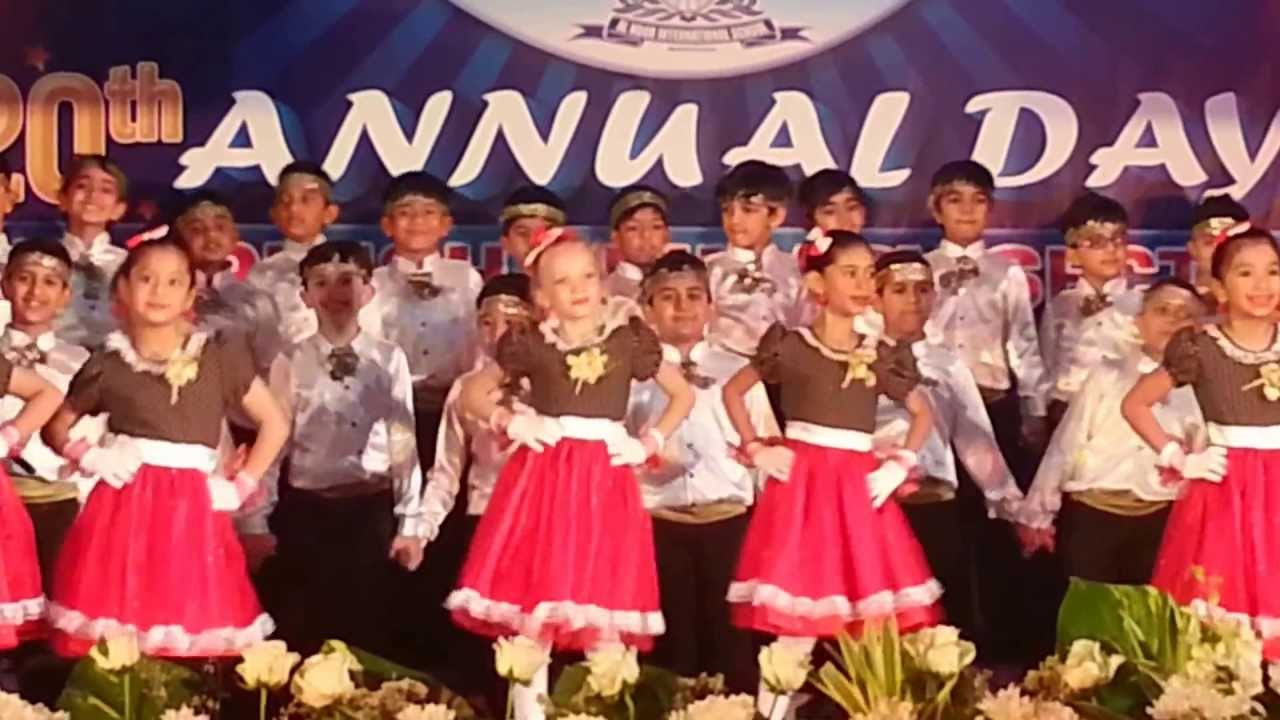 Annual Day Function Essay