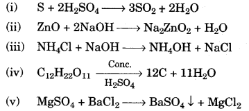 ICSE Chemistry Question Paper 2010 Solved for Class 10 - 2