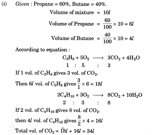 ICSE Chemistry Question Paper 2010 Solved for Class 10 - 3