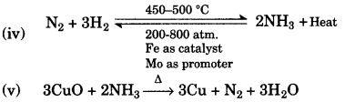 ICSE Chemistry Question Paper 2010 Solved for Class 10 - 7