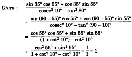 ICSE Maths Question Paper 2010 Solved for Class 10 13