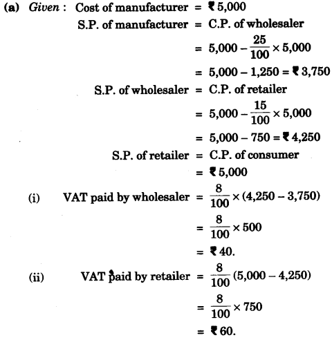 ICSE Maths Question Paper 2010 Solved for Class 10 24