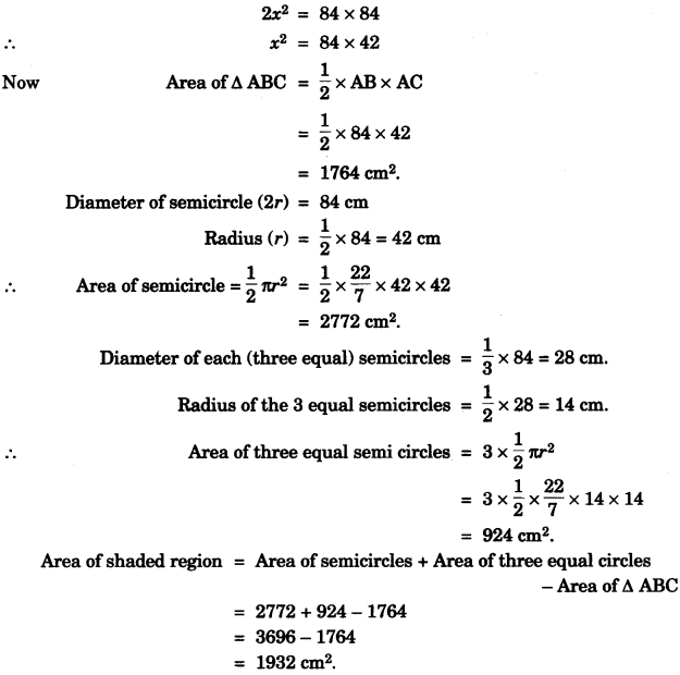 ICSE Maths Question Paper 2010 Solved for Class 10 27
