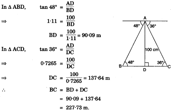 ICSE Maths Question Paper 2010 Solved for Class 10 36