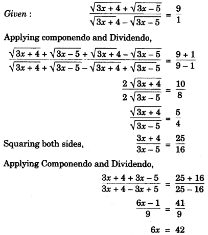 ICSE Maths Question Paper 2011 Solved for Class 10 27.1