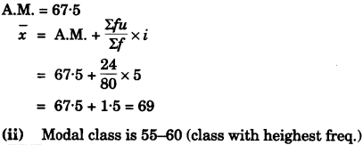 ICSE Maths Question Paper 2011 Solved for Class 10 32