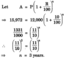 ICSE Maths Question Paper 2011 Solved for Class 10 39