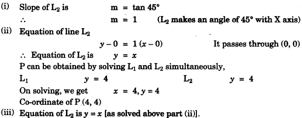 ICSE Maths Question Paper 2011 Solved for Class 10 44