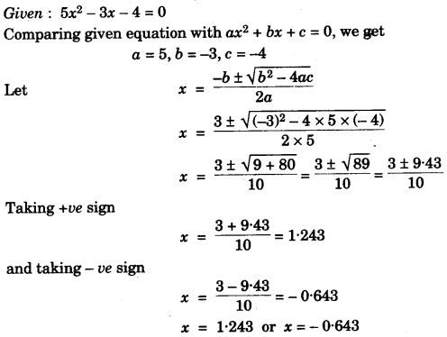ICSE Maths Question Paper 2012 Solved for Class 10 30