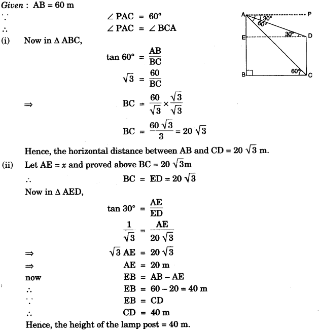 ICSE Maths Question Paper 2013 Solved for Class 10 32