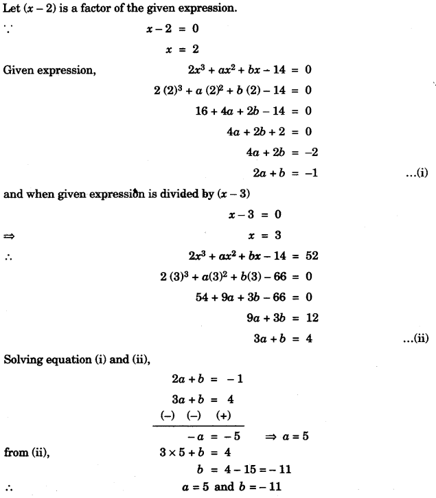ICSE Maths Question Paper 2013 Solved for Class 10 7