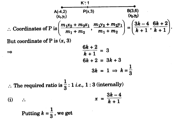 ICSE Maths Question Paper 2014 Solved for Class 10 10