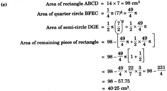 ICSE Maths Question Paper 2014 Solved for Class 10 17
