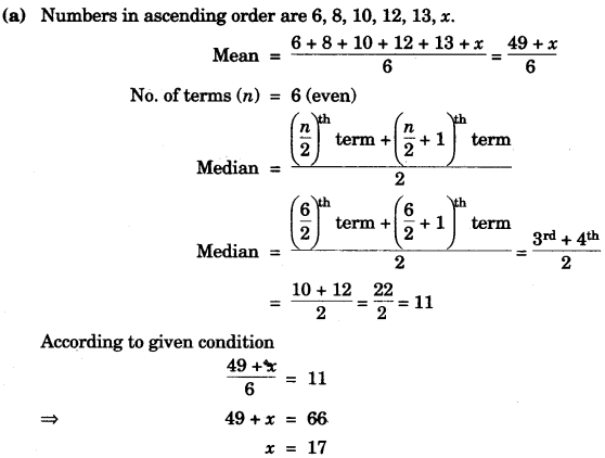 ICSE Maths Question Paper 2014 Solved for Class 10 19