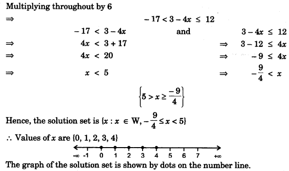 ICSE Maths Question Paper 2014 Solved for Class 10 4