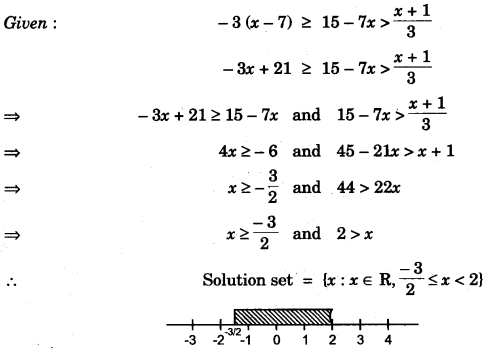 ICSE Maths Question Paper 2016 Solved for Class 10 11