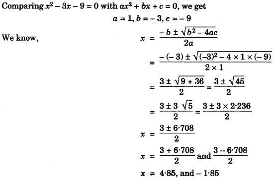 ICSE Maths Question Paper 2016 Solved for Class 10 20