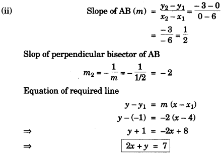 ICSE Maths Question Paper 2016 Solved for Class 10 39
