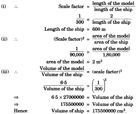 ICSE Maths Question Paper 2016 Solved for Class 10 44