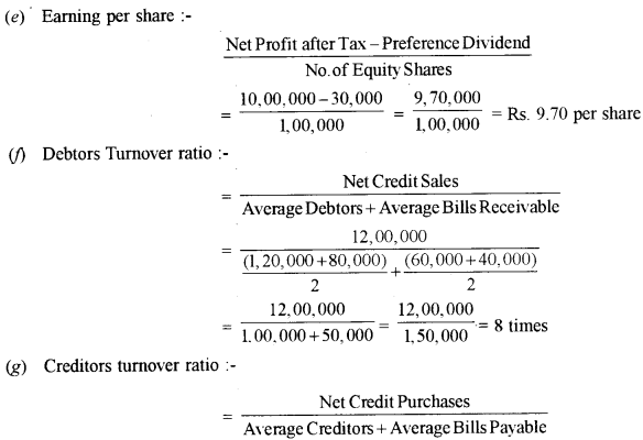 ISC Accounts Question Paper 2011 Solved for Class 12 27