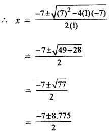 ICSE Maths Question Paper 2018 Solved for Class 10 14