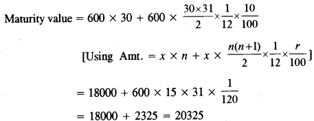 ICSE Maths Question Paper 2018 Solved for Class 10 3