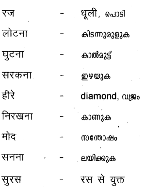 Plus Two Hind Textbook Answers Unit 1 Chapter 1 मातृभूमि (कविता) 8