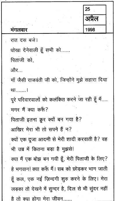 Plus Two Hind Textbook Answers Unit 3 Chapter 3 मुरकी उर्फ बुलाकी (कहानी) 7