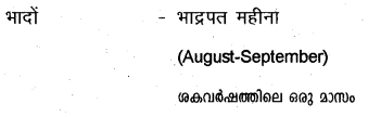Plus Two Hind Textbook Answers Unit 3 Chapter 4 हाइकू (कविता) 11