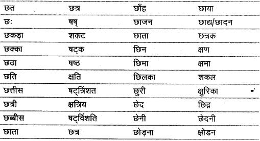 शब्द (Shabd) (शब्द-विचार) - परिभाषा, भेद और उदाहरण हिन्दी व्याकरण 24