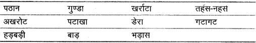 शब्द (Shabd) (शब्द-विचार) - परिभाषा, भेद और उदाहरण हिन्दी व्याकरण 59