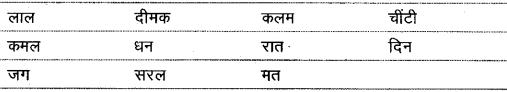 शब्द (Shabd) (शब्द-विचार) - परिभाषा, भेद और उदाहरण हिन्दी व्याकरण 61