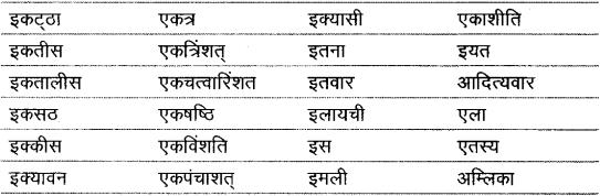 शब्द (Shabd) (शब्द-विचार) - परिभाषा, भेद और उदाहरण हिन्दी व्याकरण 9