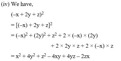 Algebraic Identities Of Polynomials 11