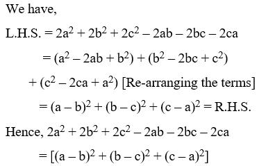Algebraic Identities Of Polynomials 7