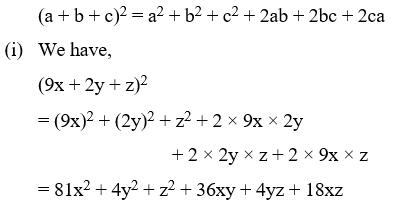 Algebraic Identities Of Polynomials 9